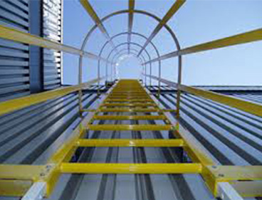 Pultruded Ladders